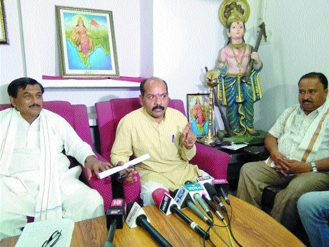 BKS appeals other farmers' assns for peaceful agitation