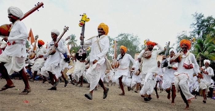 Sant Tukaram Maharaj Palkhi procession