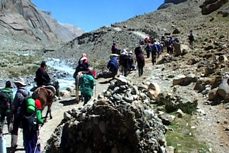 Kailash Mansarovar Yatra through Nathu La cancelled