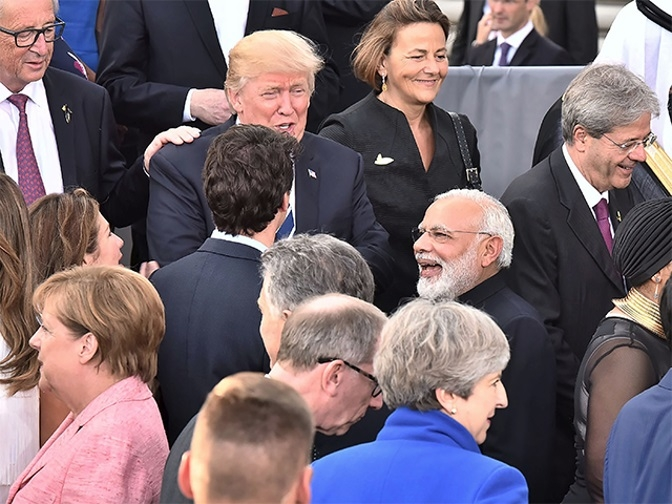 G20 praises India's initiatives for ease of doing business