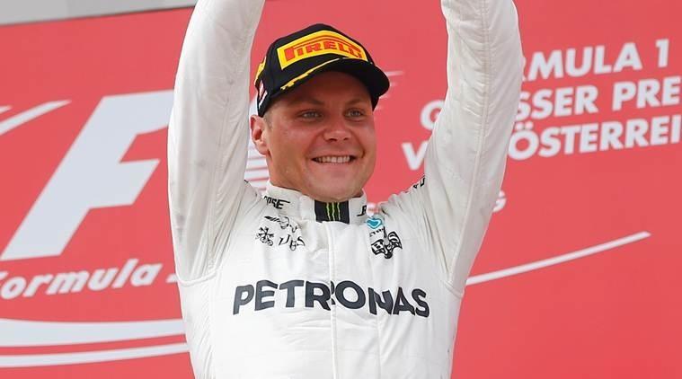 Bottas holds off Vettel in Austrian cliffhanger