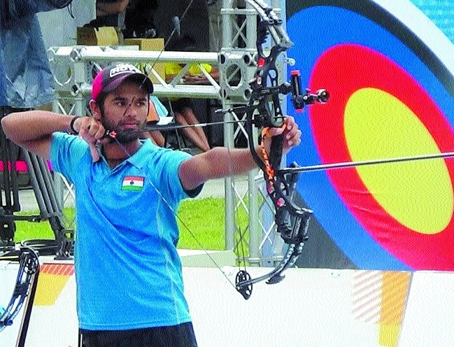 MP Archer Shivansh Awasthi wins bronze in Asia Cup event