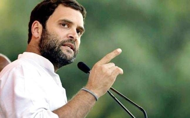 Cong flip-flop on Rahul's meet with Chinese envoy