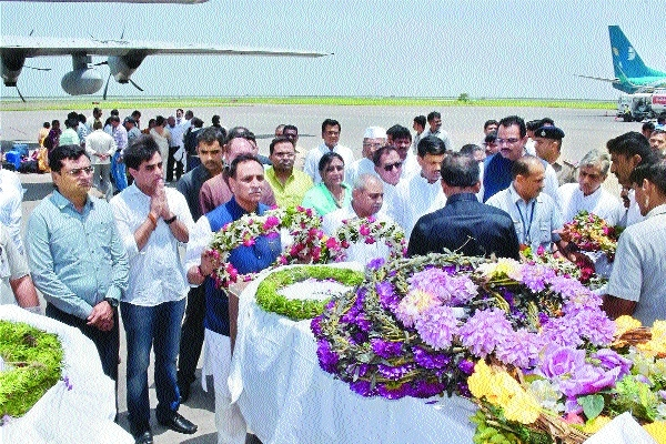Cry for revenge as bodies arrive in Guj