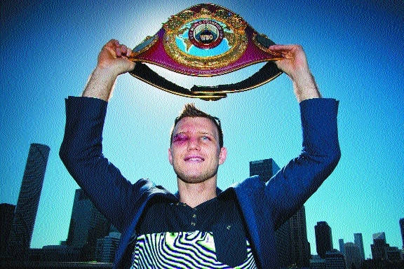 WBO confirms Horn victory