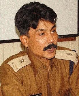 Ajatshatru Bahadur Singh appointed as SP (Crime)