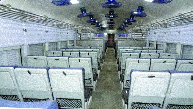 Bhopal-Khajuraho Mahamana Exp to chug off from tomorrow