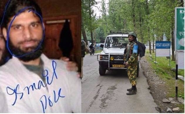 Hunt launched for Amarnathattack 'mastermind' Ismail