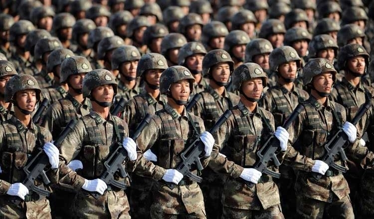China to downsize its 2.3 mn Army to 1 mn