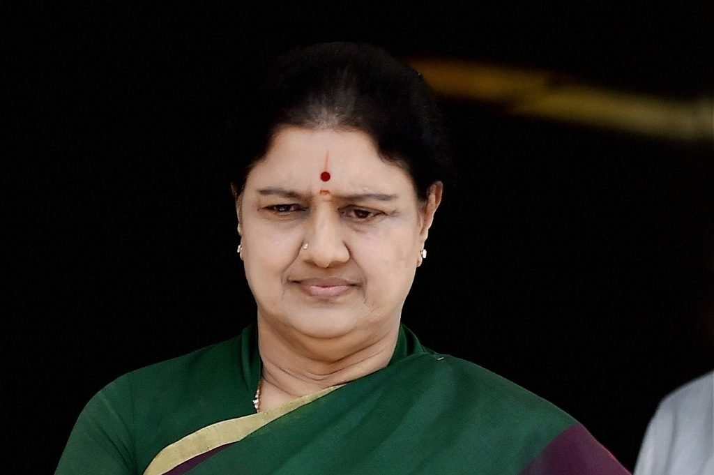 Sasikala getting 'special' treatment in jail: Official