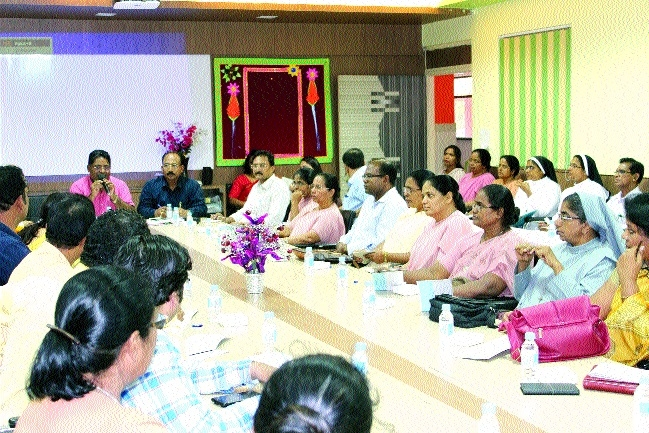 27th Bhopal Sahodaya Complex Principals' Meet held in city