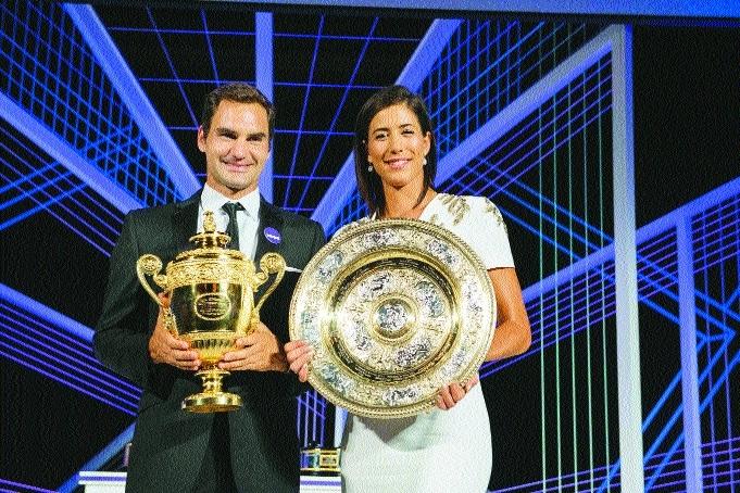 'Don't laugh! I never dreamed I'd be Wimbledon legend'