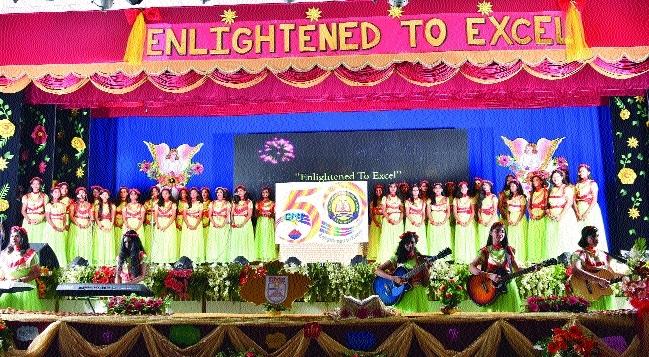 Carmel Convent Girls' School celebrates Golden Jubilee