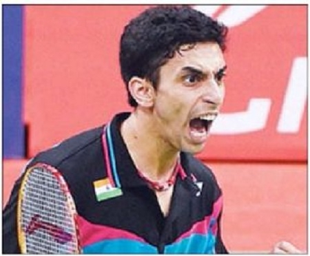 Sameer back in action at US Open