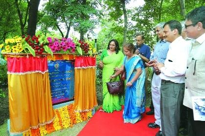 PowerGrid CMD inaugurates HRD hostel