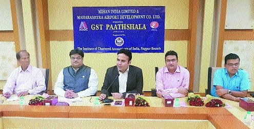 GST will be beneficial to industries of Central India: CA Julfesh Shah
