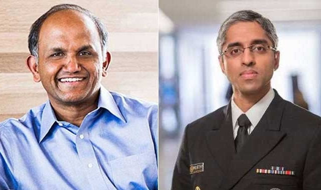 2 Indian-Americans to be honoured