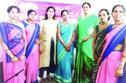 JOGS organises training to educate Anganwadi workers