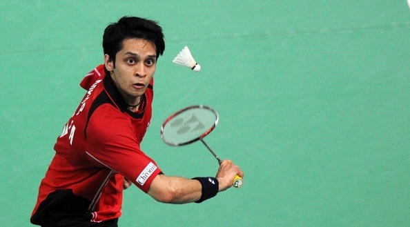 Kashyap ousts top seed Lee