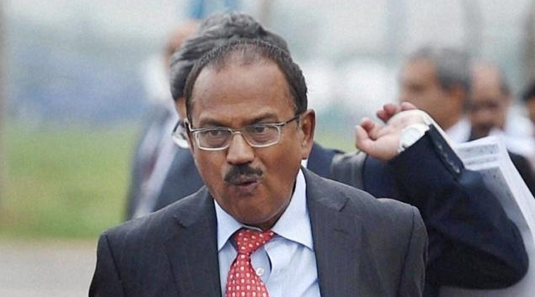 NSA Doval to visit China amid Sikkim standoff