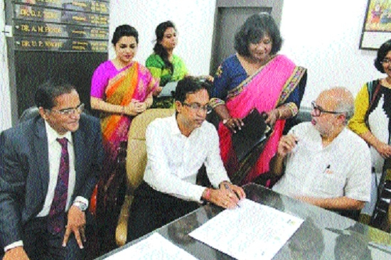 Meghe Group signs MoU with IGBC