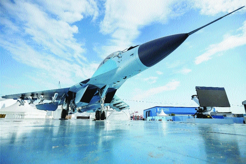 Russia keen to sell MiG-35 to India