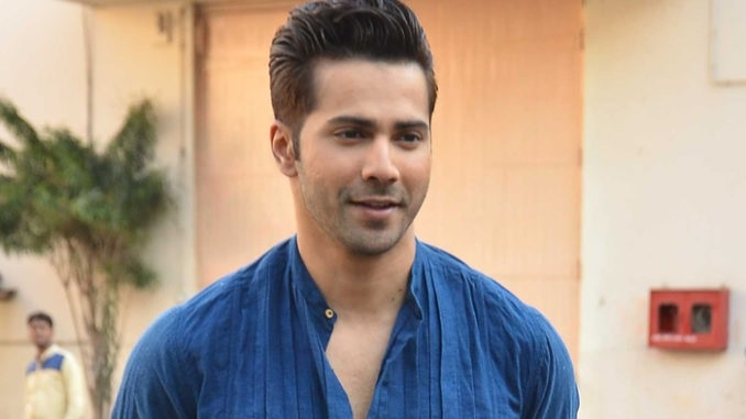 'Dangal' with Varun?