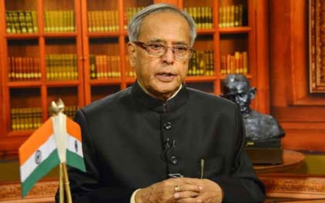 Soul of India resides in pluralism: Pranab in goodbye call to nation