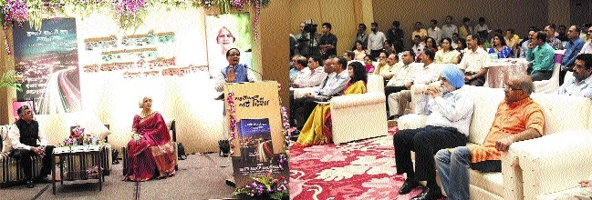 Better mgmt of urbanisation possible, says CM Chouhan