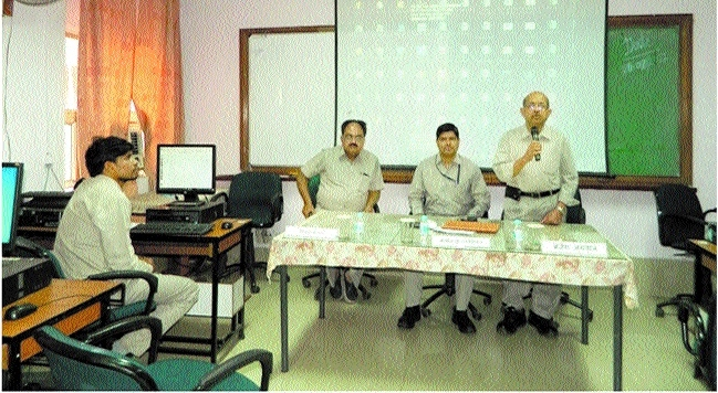 Workshop on CNC programming organised at BHEL