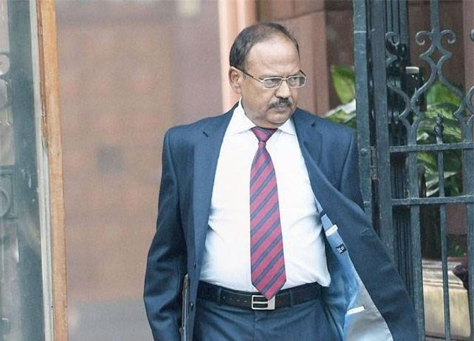 Doval lands in China amid standoff