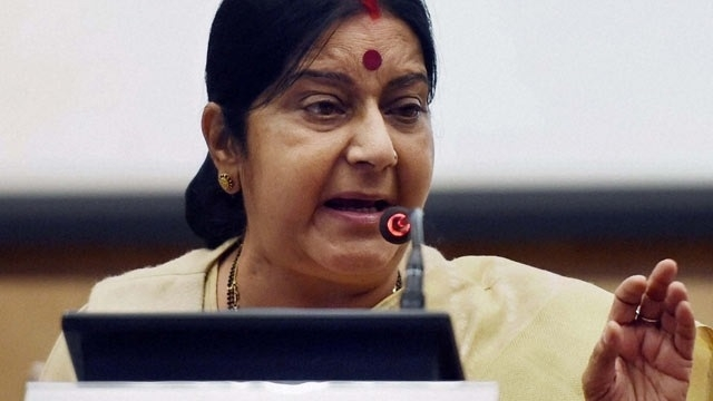 No proof that 39 Indians in Iraq are dead: Sushma