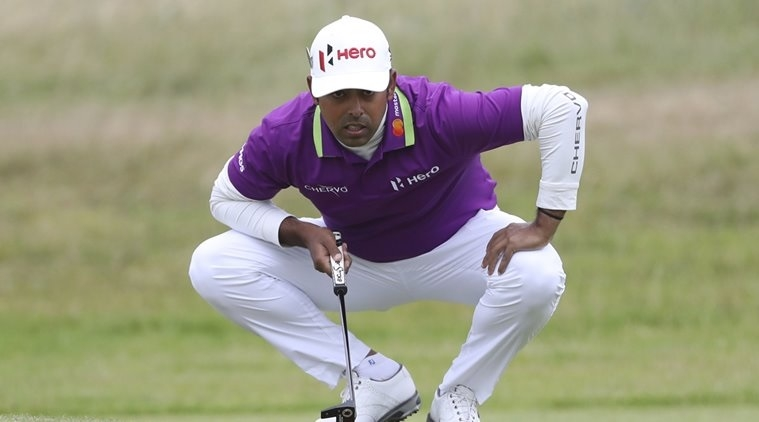 Lahiri seeks to make amends at Canadian Open