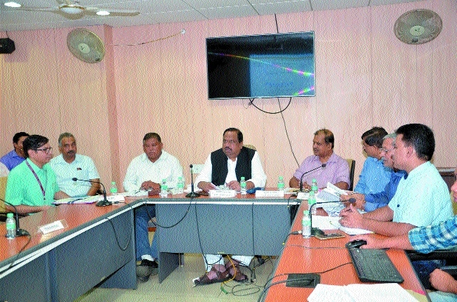 State Planning Commission to sign MoU with deptts