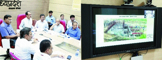 CM tells PWD to set ambitious goals and work accordingly