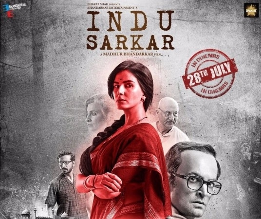SC gives nod to 'Indu Sarkar'; film to be released today