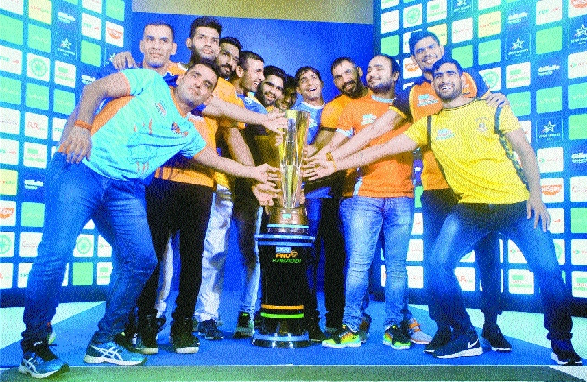 Season 5 of PKL starts today in Hyderabad