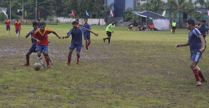 NFR Siliguri beat WCR Katni 3-0
