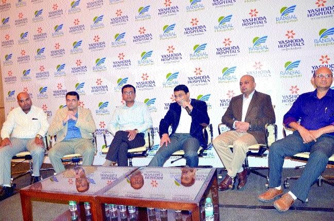 Yashoda, Bansal Hospitals tie-up