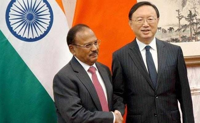 Doval meets Chinese President Xi along with other BRICS NSAs