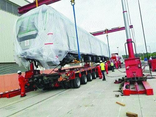 Trial run of Metro Rail to start soon