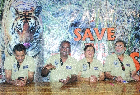 Bike Rally to mark 'World Tiger Day' today