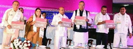 'Hammar Chhattisgarh Yojana' completes a year