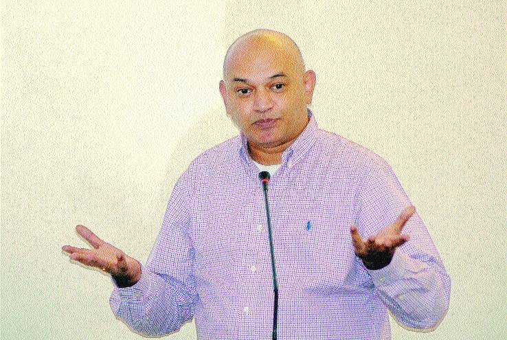 Investors look at co's track record: Vinod Keni