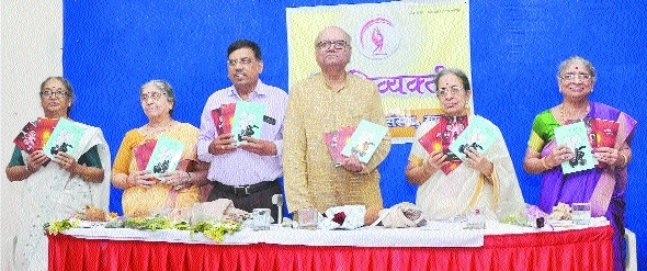 Sunita Kawale's three books released