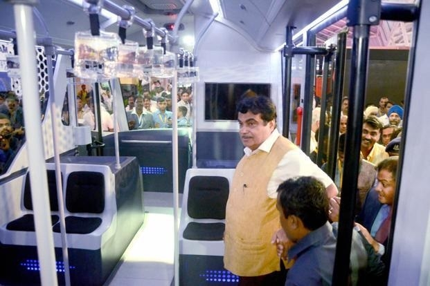 All roads in country will be of cement-concrete: Gadkari