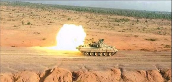 With own T-90 tanks, Indian Army participates in Tank Biathlon-2017