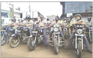 Bike rally from Bhilai to Barnawapara wildlife sanctuary marks 'World Tiger Day'