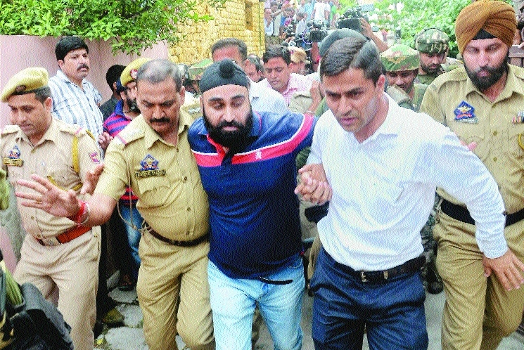 NIA searches office, home of lawyer linked to Geelani
