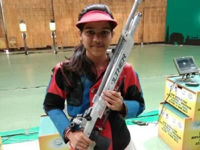 Shreya, Swaroop win medals in shooting
